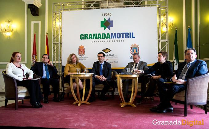eje Granada-Motril