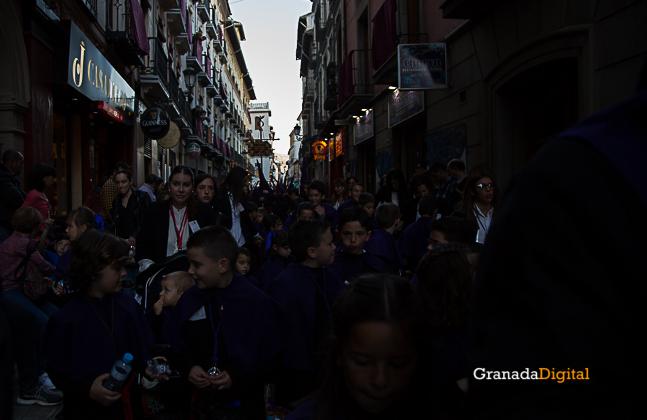 Semana Santa Martes Santo 2017 humiladad soledad Cañilla