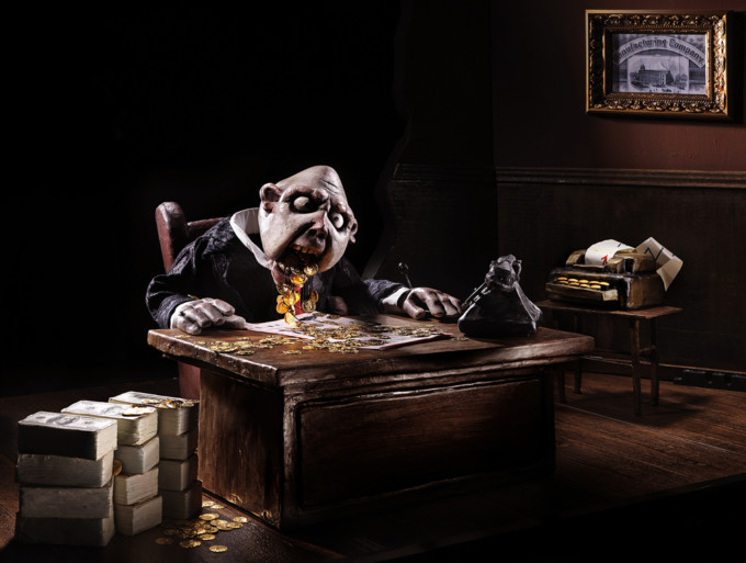 Merlin Puppet Theatre CLOWNSSHOW2