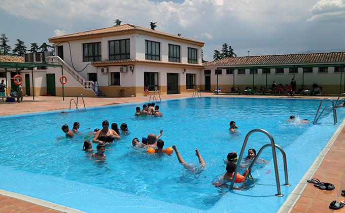 piscina armilla