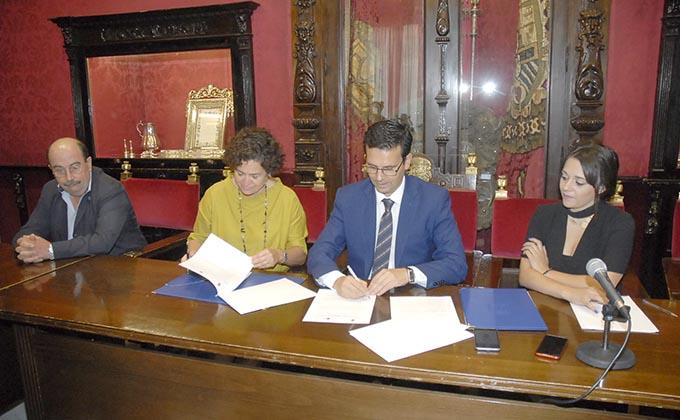 UGR Ayuntamiento Odontología