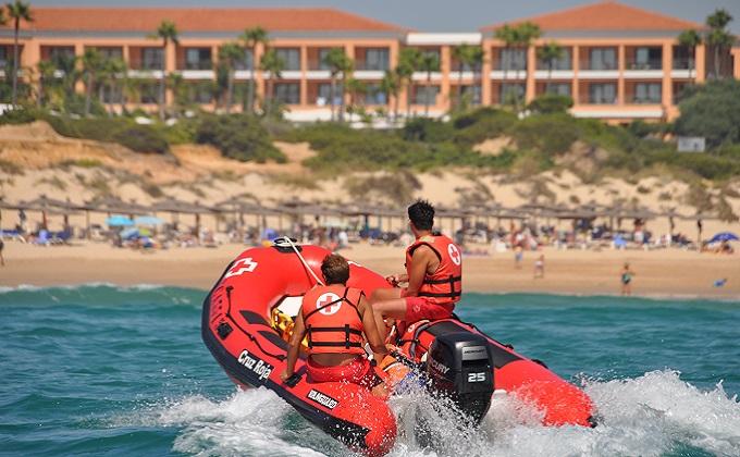 Cruz Roja playa