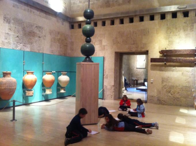 ACTIVIDADES MUSEO DE LA ALHAMBRA