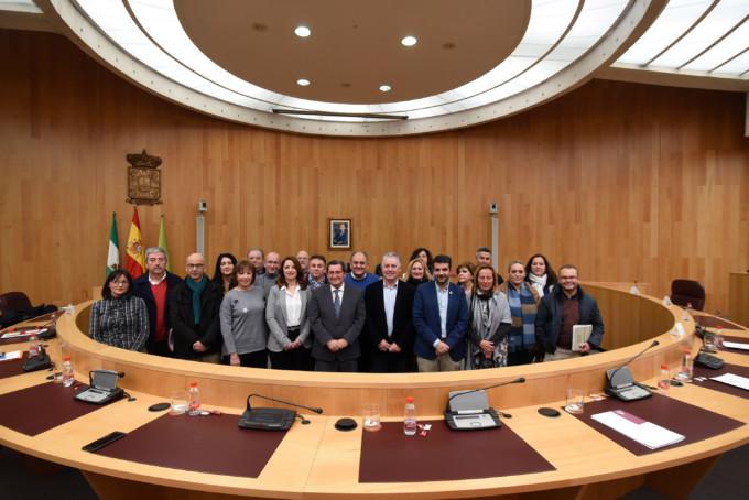 consejo alcaldes diputación