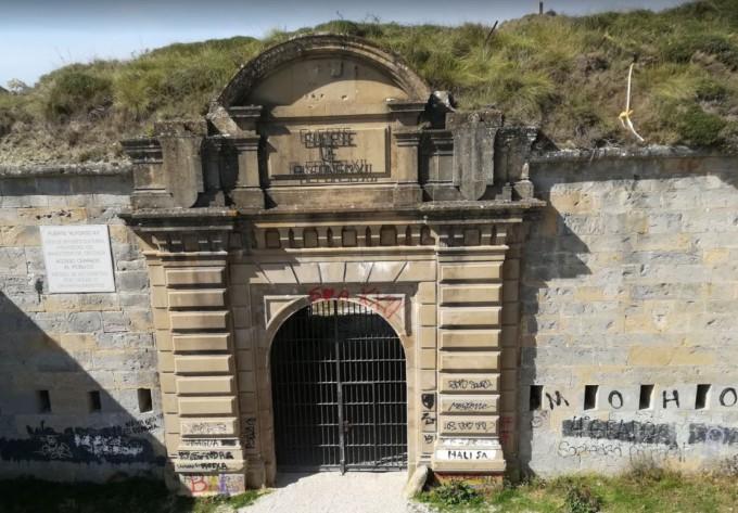 Fuerte de San Cristobal - Maps