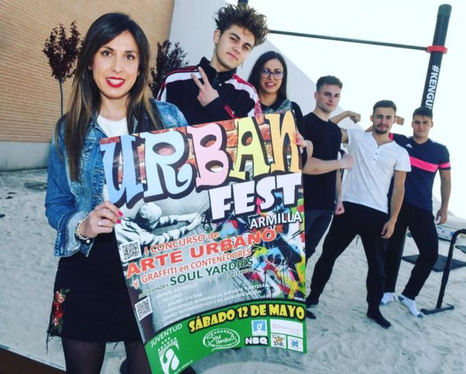 URBAN FEST - ARMILLA