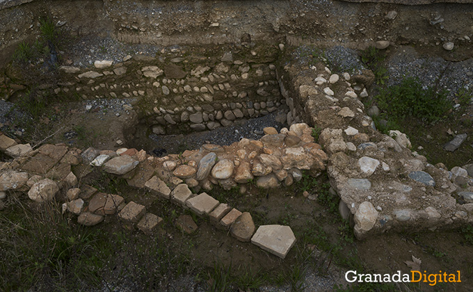 yacimiento - arqueologico - mondragones - excavacion - patrimonio - obra 4
