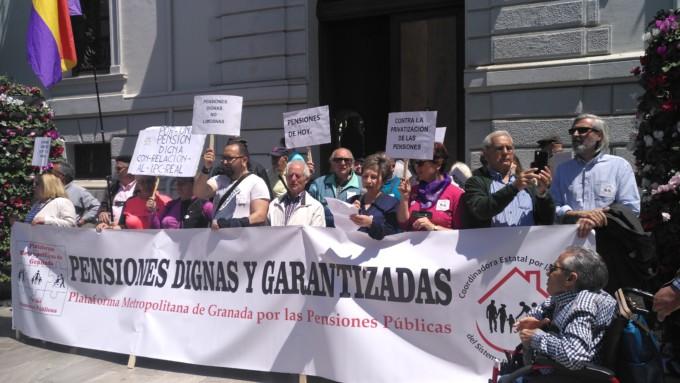 manifestación-pensiones