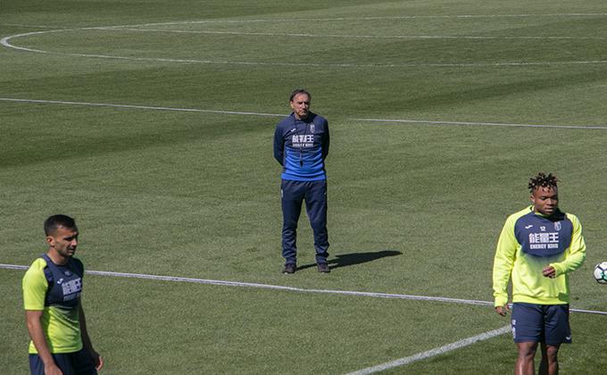 nuevo entrenador GCF 3