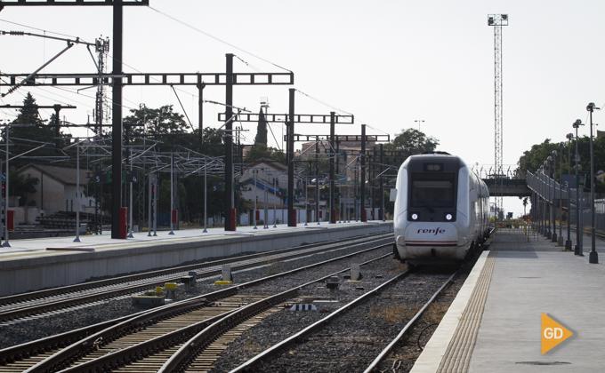Estación de ferrocarril de Granada Foto Antonio L Juarez-6838