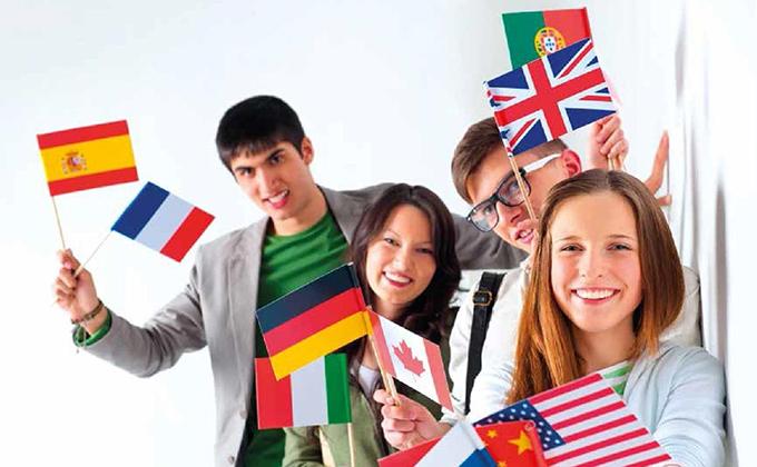 estudiantes idiomas bilingues