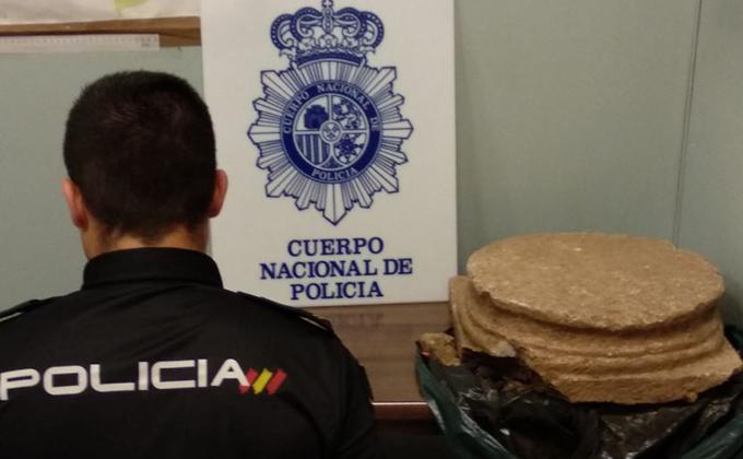 policia base columna