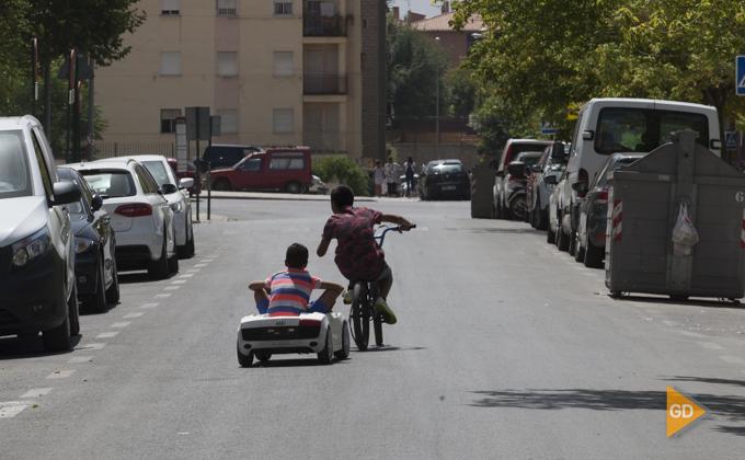 zona norte de Granada