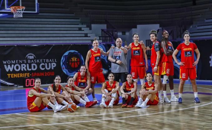 Selección-Española-Baloncesto-Femenino