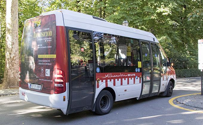 Transporte-público-autobús-Alhambra