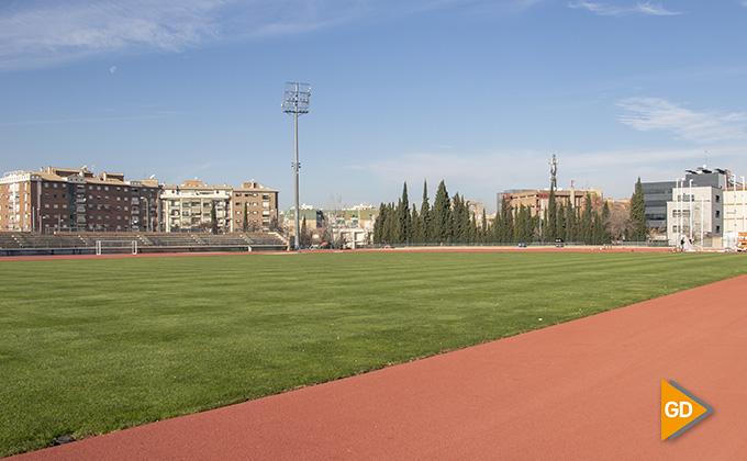 Polideportivo Núñez Blanca Zaidín 02