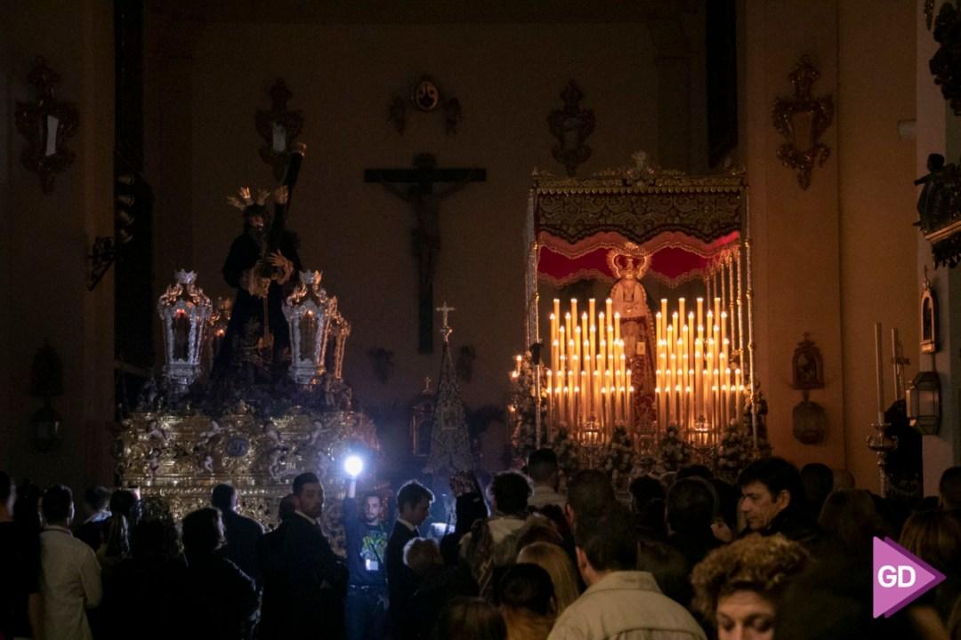 Semana Santa Granada 2019 Miércoles Santo-34