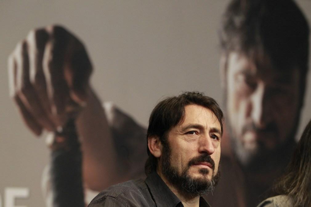 El actor Carmelo Gómez en la presentación de El alcalde de Zalamea, en una imagen de archivo