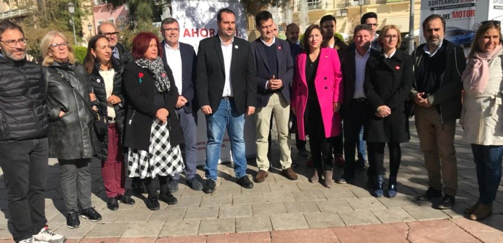 FOTO. PSOE Balance campaña 20191108