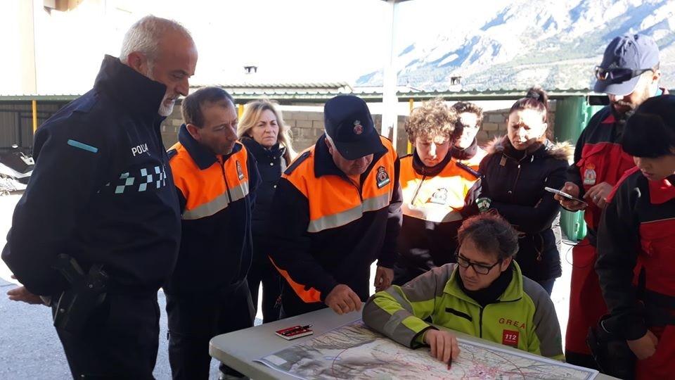 Granada.- Sucesos.- Reanudan la búsqueda del anciano de 89 años desaparecido desde el lunes en Zújar
