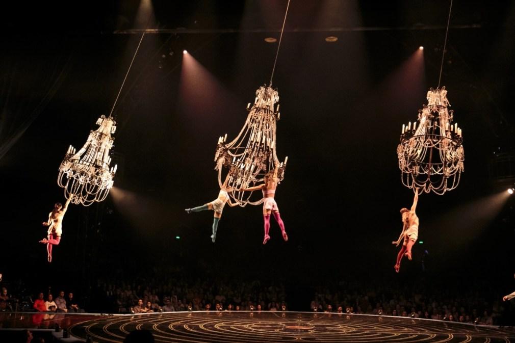 Granada.- El Circo del Sol llega a Granada dentro de su gira europea de pabellones con nueve actuaciones de 'Corteo'