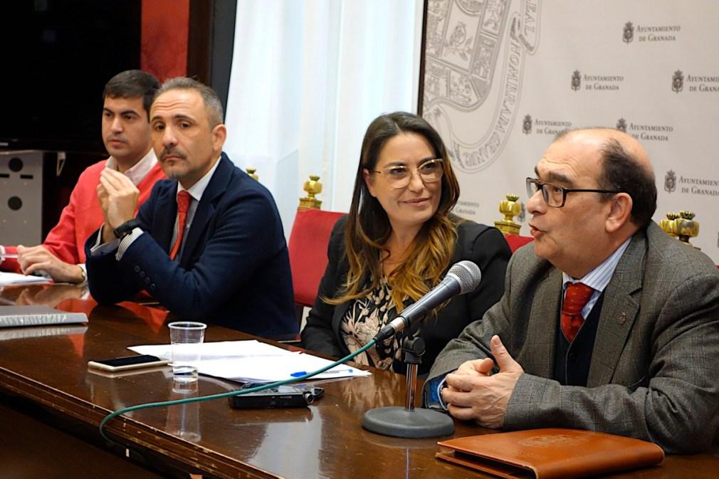 Granada.- La ciudad acogerá en febrero el tercer simposio de la historia de la Semana Santa