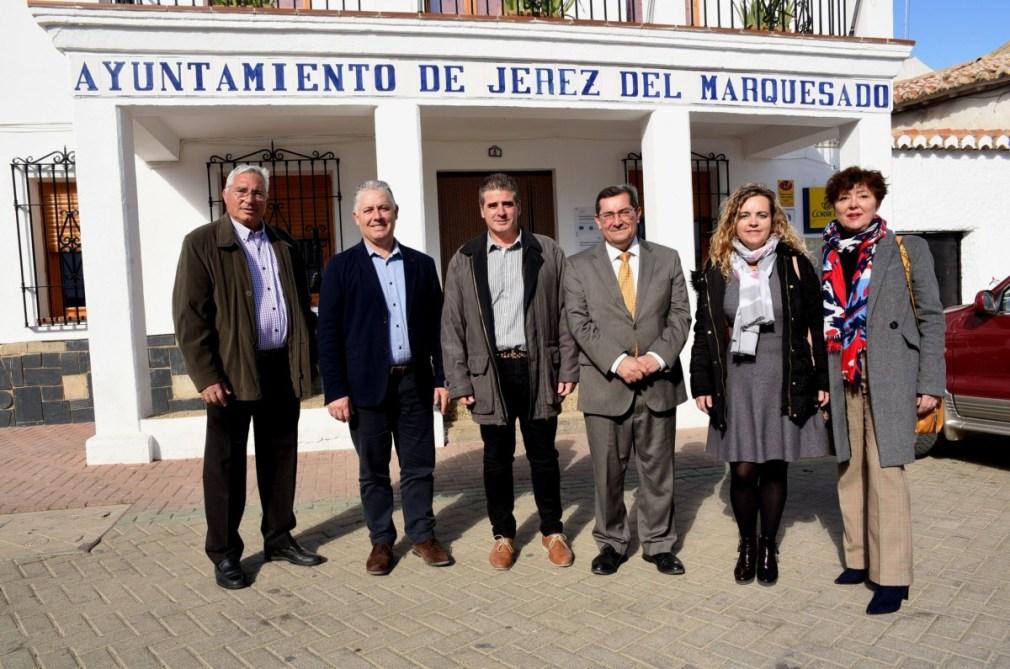 Granada.- La Diputación impulsará un proyecto de eficiencia energética en Jérez del Marquesado