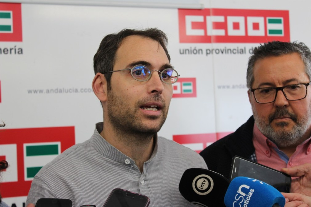 """Granada.-Valero (IU) reivindica la formación en igualdad frente al """"pin Abascal"""" tras el crimen machista de Caniles"""
