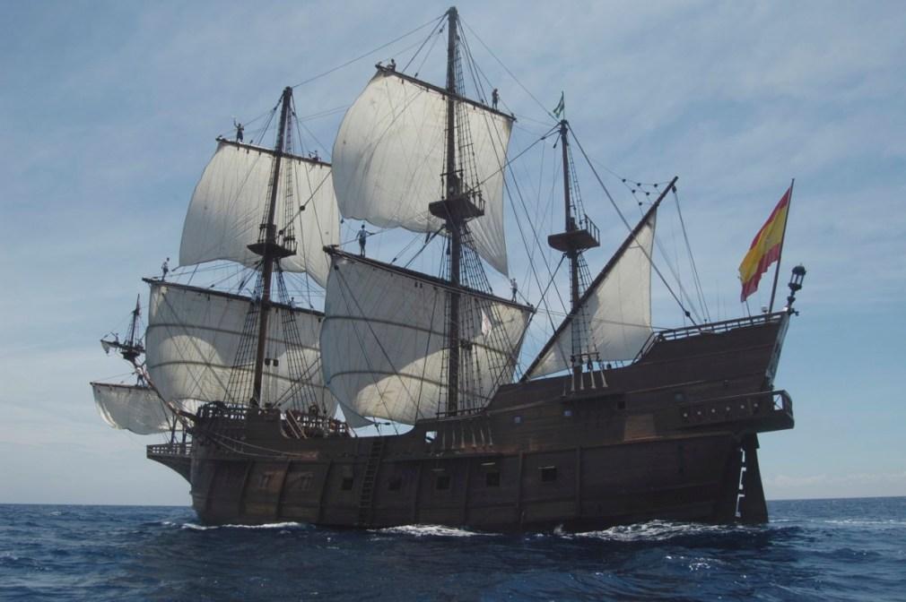 Granada.- Puertos.- El 'Galeón Andalucía' hará escala en el Puerto de Motril y podrá ser visitado por el público