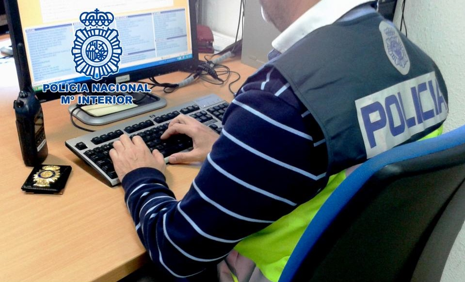 Fotografía policía investigación