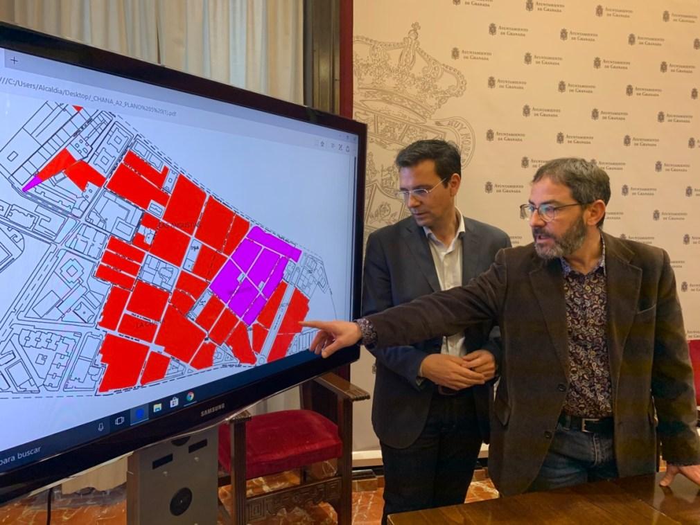 Granada.- El PSOE pedirá una intervención urbanística en las zonas más degradadas del barrio de La Chana