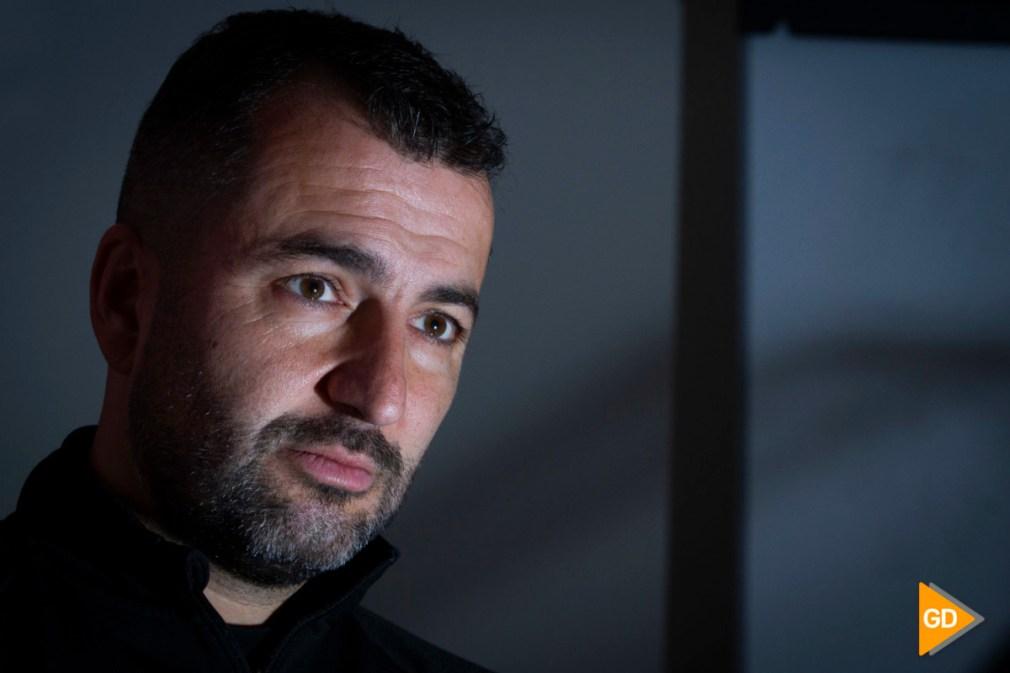 Entrevista a Diego Martinez entrenador del Granada CF