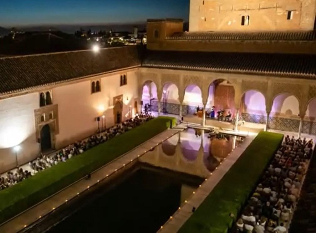 Granada.- La ciudad recuerda a Beethoven en la 69 edición del Festival de Música y Danza