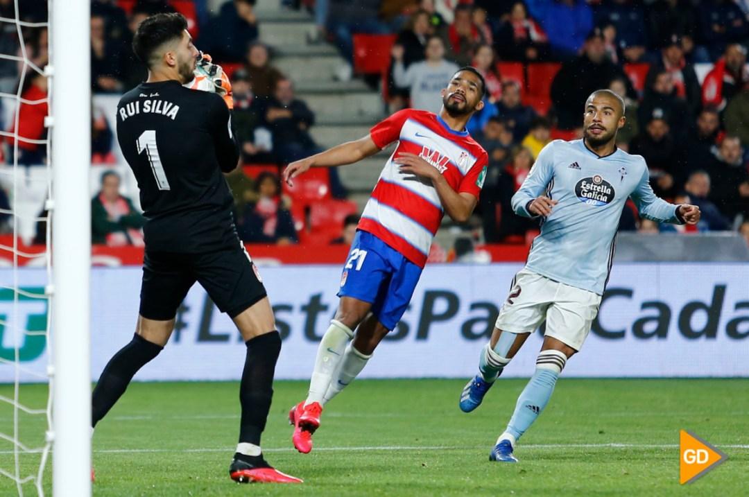 Granada CF - Celta de Vigo