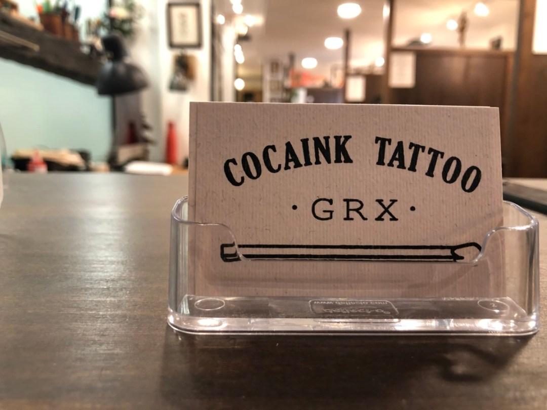 Estudio Cocaink Tattoo