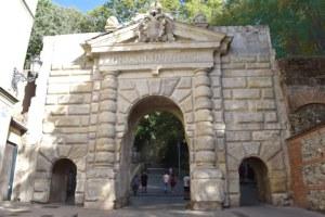 Puerta de las Granadas de Alhambra