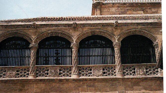 La Lonja de Granada cumple 500 años