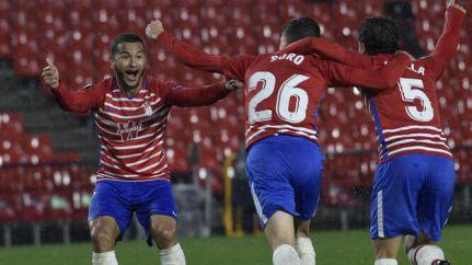 Granada CF - Omonia | Crónica y resultado Al Granada CF no hay quien le  tosa en Europa
