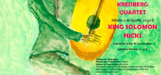 XI Festival de Jazz & Blues de la Alpujarra