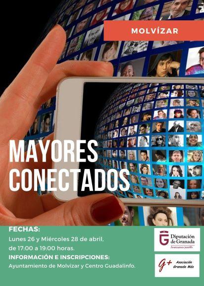 Mayores Conectados Molvízar