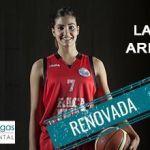 Laura Arrojo, quinta renovación del Corral & Vargas