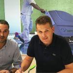 La Fundación CB Granada y Limpiezas Castor renuevan su vínculo