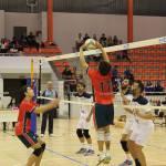 CDU Granada voleibol masculino arranca la competición de Primera Nacional