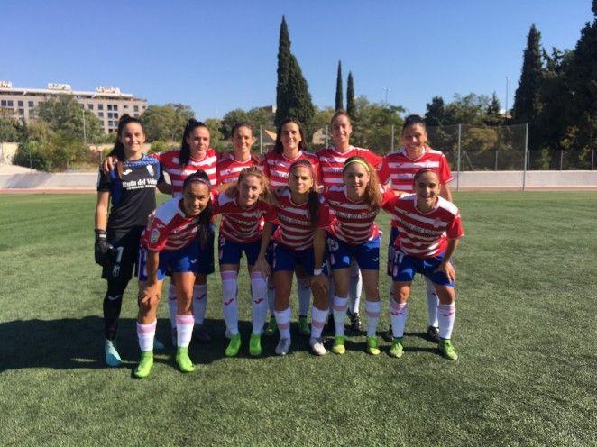 El Granada CF Femenino sigue en la pomada para conseguir el objetivo
