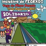La IV Carrera Solidaria Inclusiva Fegradi fechada para el domingo 19 de noviembre