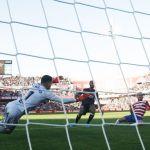 El Granada CF supera al líder en un gran choque, especialmente la primera parte