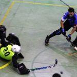El Club Hockey Patín Cájar visitó Sevilla con todas las categorías