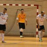 SIMA Peligros Fútbol Sala sufrió un golpe definitivo ante Villa de Fines