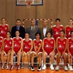 CD Tear Ramón y Cajal homenajeará al primer equipo de baloncesto de su historia