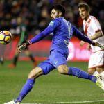 El Granada CF cae en la orilla en tierras vallecanas con un gol postrero (1-0)